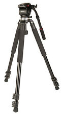 Kenro Standard Video Tripod Kit + VH01B Fluid Head VT102 (UK Stock) BNIB