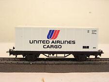 """Märklin H0 SoMo Containerwagen """"United Airlines Cargo""""-----X95"""