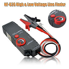 NF-820 Tester High&Low Voltage Cable Tester Underground Cable Finder Test Tools