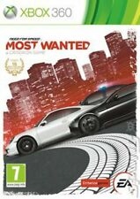 Xbox 360 Need for Speed Most Wanted (Xbox 360) VideoGames
