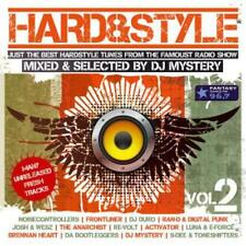 Various - Hard & Style Vol.2 Mixed By DJ Mystery