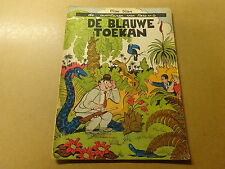 STRIP / NERO 7: DE BLAUWE TOEKAN | Herdruk 1960