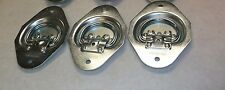Lot of (3) New Erickson 59128 1200 Lbs Load Capacity Recessed Anchor Ring, (E73J