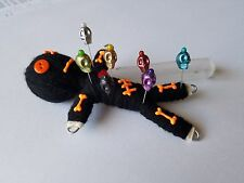 Authentic Voodoo doll real New Orleans Halloween Doll Karma Keepers Skull Pins