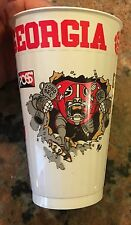 1982 Georgia Football Stadium Cup Hunker Down For Another Crown