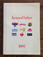 1987 KENNER French toy dealer catalog MASK Centurions Care Bears RARE!