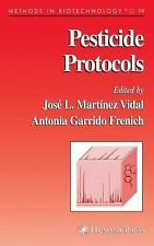 Pesticide Protocols (Methods in Biotechnology)-ExLibrary