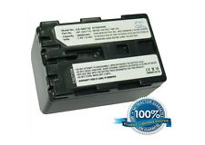 7.4V battery for Sony DCR-PC110E, DCR-TRV33K, DCR-PC105E, CCD-TRV748E, DCR-TRV11
