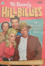 THE BEVERLY HILLBILLIES - The Hillbillies Of Beverly Hills (DVD) . FREE UK P+P .