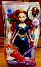 Disney Princess Colorful Curls Merida Doll - New