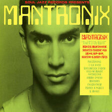 That's My Beat by Mantronix (CD, 2002, Soul Jazz) best of hits electro NEW