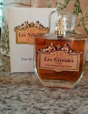 LES   NEREIDES EDY 100 ML PATCHOULY ANTIQUE  !! NO TESTER!!! RARE