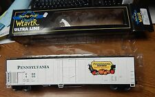 WEAVER 57' MECHANICAL REFRIGERATOR CAR PA PRODUCE USED VERY LITTLE IN BOX LQQK