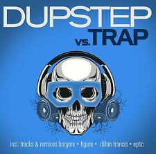CD Dubstep vs. Trap von Various Artists