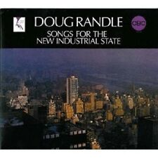Doug Randle - Songs For The New Industrial State  CD JAZZ POP ROCK Neuware