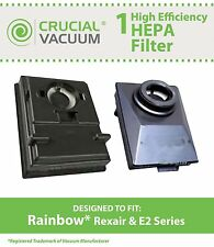 Rainbow Rexair E2 Series Oval Exhaust Vacuum Filter # R12179 & R12647B