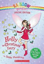 Rainbow Magic: Holly the Christmas Fairy by Daisy Meadows (2007, Paperback)