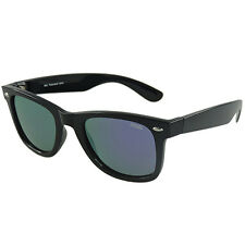 New Polarized 585P Black Frame Revo Purple Lens Wayfarer Style Sunglasses