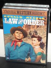 Law and Order (DVD) Ronald Reagan, Dorothy Malone, Preston Foster, Alex Nicol,