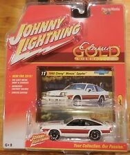 2016 Johnny Lightning Series 2 Classic Gold 1980 Chevy Monza Spyder White/Brown