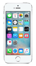 Apple iPhone 5S 32GB Factory Unlocked GSM 4G LTE 8MP Camera Smartphone - Silver