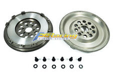 FX SOLID CHROMOLY CLUTCH RACE FLYWHEEL for 97-00 AUDI A4 VW PASSAT 1.8 TURBO AEB
