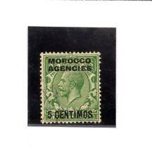 Marruecos Oficina Ingles año 1918-13 (BP-636)