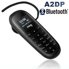 New Technology Stereo Bluetooth Headset w/ LCD+Dialer+Caller ID+Phonebook+Music