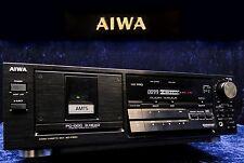 Hi-Fi Cassettendeck AIWA AD-F800E Dolby B/C HX Pro 3Köpfe 3Head Tape-Deck