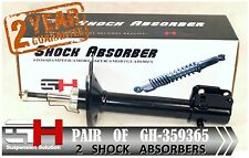 2 BRAND NEW REAR GAS SHOCK ABSORBERS FOR CHRYSLER NEON 1994-1999 / GH 359365 /