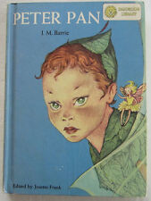 PETER PAN Dandelion Library Double Book ALICE IN WONDERLAND