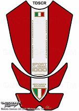 Ducati Sport Classic 1000 Red Motografix Tank Pad Tankpad 3D Gel Protection