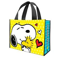 PEANUTS SNOOPY - REUSABLE SHOPPING TOTE / GIFT BAG - WOODSTOCK CUTE 85473