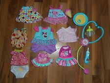 HASBRO BABY ALIVE DOLL CLOTHES All gone Real Surprises Feel Better Ice Cream