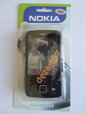 HOUSING NOKIA N96 BLACK + KEYPAD HIGH QUALITY