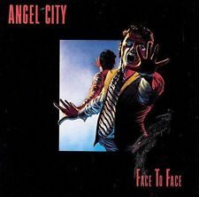 FACE TO FACE by Angel City [USED CD]