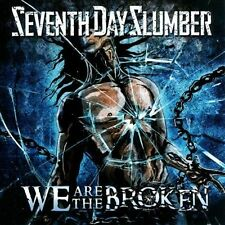 We Are the Broken by Seventh Day Slumber (CD, May-2014, VSR Music Group)
