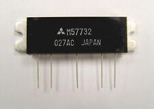 MITSUBISHI RF POWER MODULE M57732 FOR KENWOOD, YAESU, MOTOROLA RADIOS