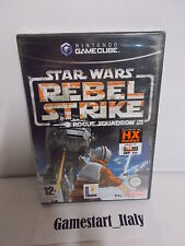 STAR WARS REBEL STRIKE ROGUE SQUADRON III 3 NINTENDO GC GAME CUBE NUOVO NEW