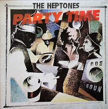 ROOTS LP / THE HEPTONES / PARTY TIME / HEP HEP
