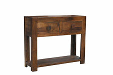 Brand New Dakota  Console Table -Solid Mango Wood