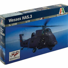 ITALERI Wessex HAS.3 FALKLAND Elicottero 689 1:72 Aircraft model kit