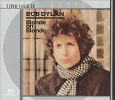 Bob Dylan Blonde on Blonde Super Audio CD SACD
