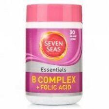 Seven Seas One A Day Vitamin B Complex 30 Capsules