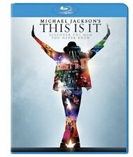 Michael Jackson: This Is It [Blu-ray] NEW!