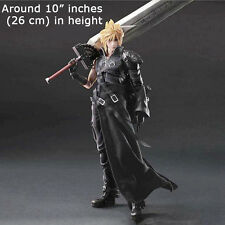 Play Arts Kai Final Fantasy VII Advent Children Cloud Strife Figure Statue Model