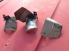 Jaguar XJS V12 5.3 Heat Shields, Full Set Of 3 Including Brackets