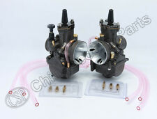 Triumph T140 PWK Carburetor Set Amal MK II Alternative Flatslide 30mm Spigot 750
