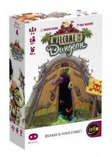 jeu Welcome to the dungeon, neuf et emballé