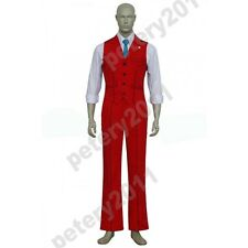 Apollo Justice Ace Attorney Apollo Justice Cosplay Costume Custom made